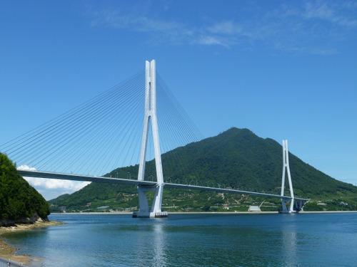しまなみ海道 「多々羅大橋」