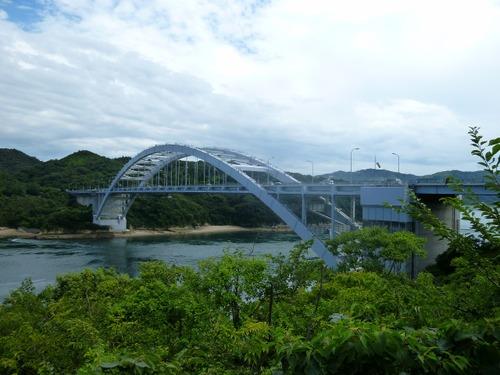 しまなみ海道 「大三島橋」