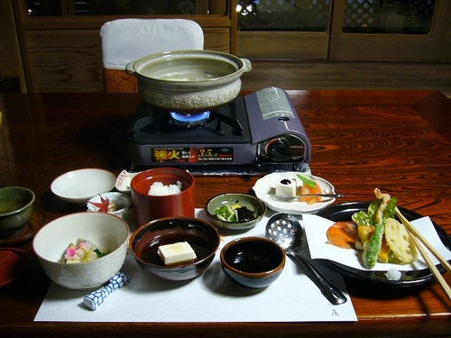 湯豆腐会席